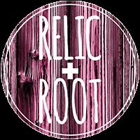 Relic + Root Logo